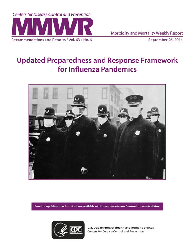 Emerging Infectious Disease and Pandemic Influenza – Western